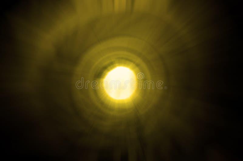 De kosmische tunnel van Hyperspeed royalty-vrije stock afbeelding