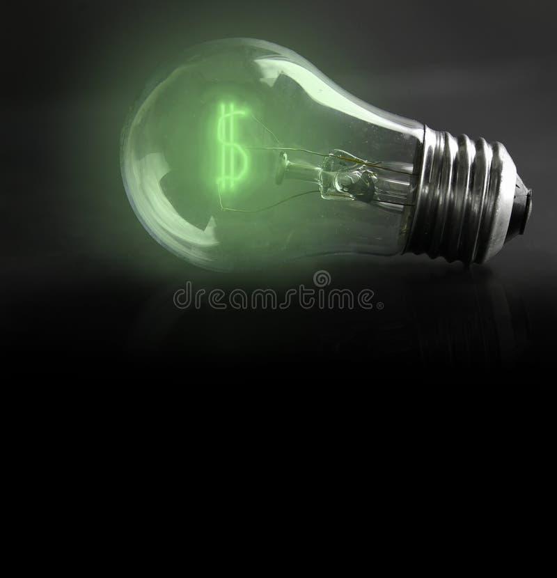 De kosten van de energie royalty-vrije stock fotografie