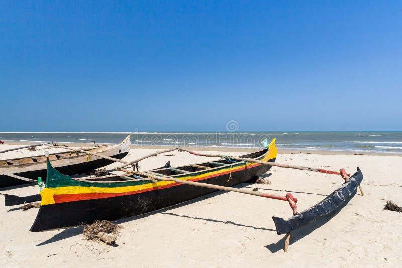 De kraanbalkkano's van Madagascar stock foto