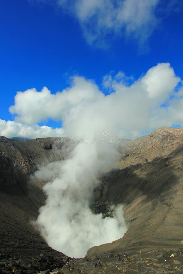 De krater stock foto's