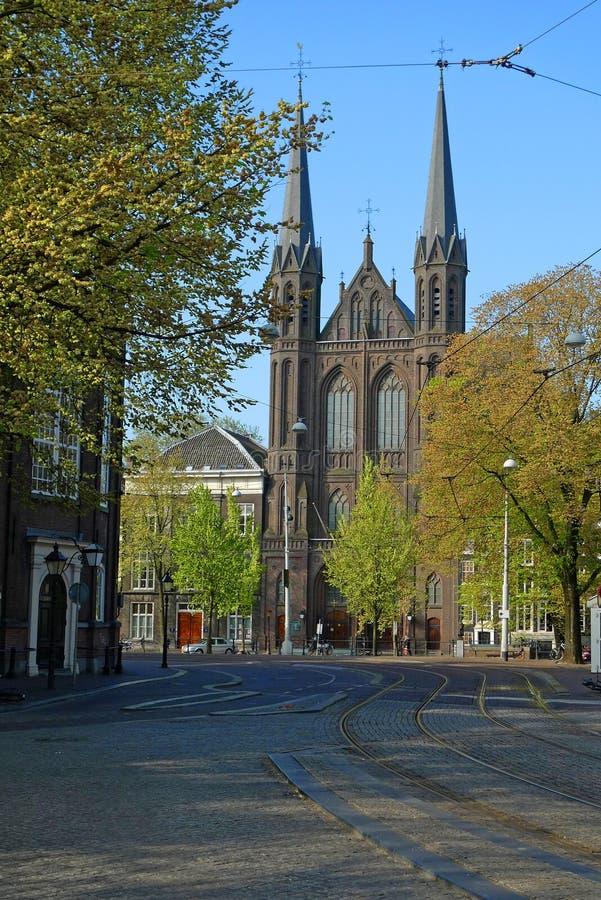 Download De Krijtberg Church Amsterdam Stock Photo - Image: 11198520