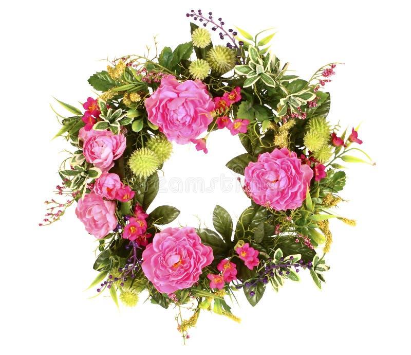 De kroon van de bloem stock fotografie