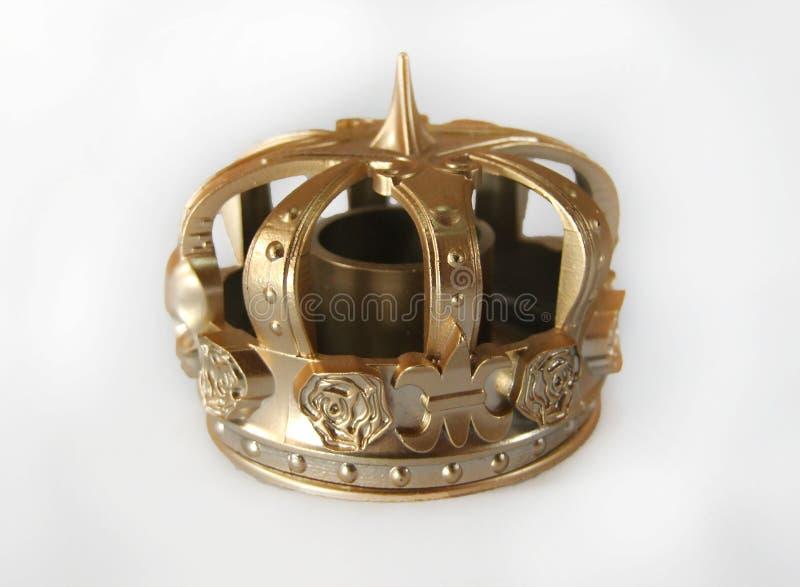De kroon van de koningin stock afbeelding