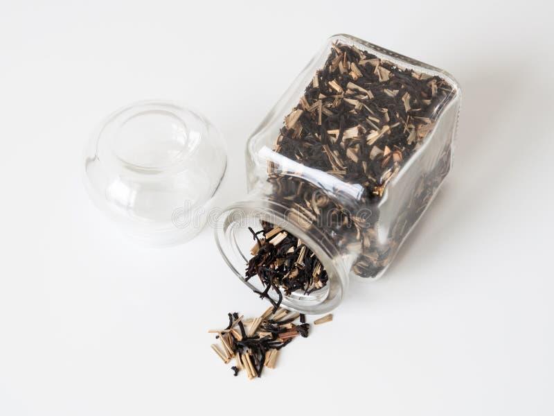 De kruiden van de thee royalty-vrije stock foto