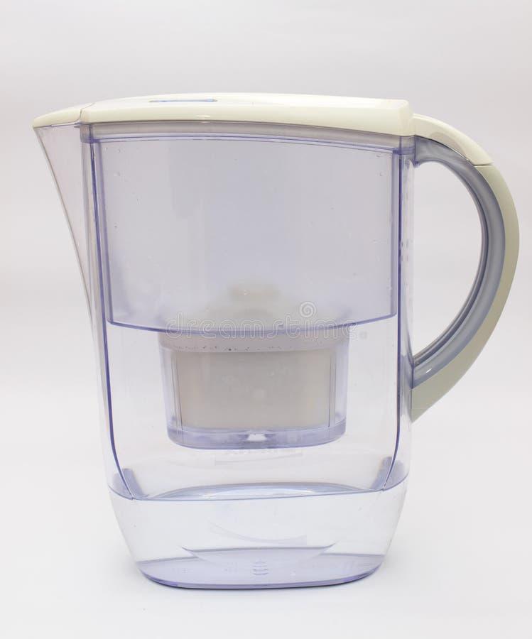 De Kruik van het water royalty-vrije stock foto