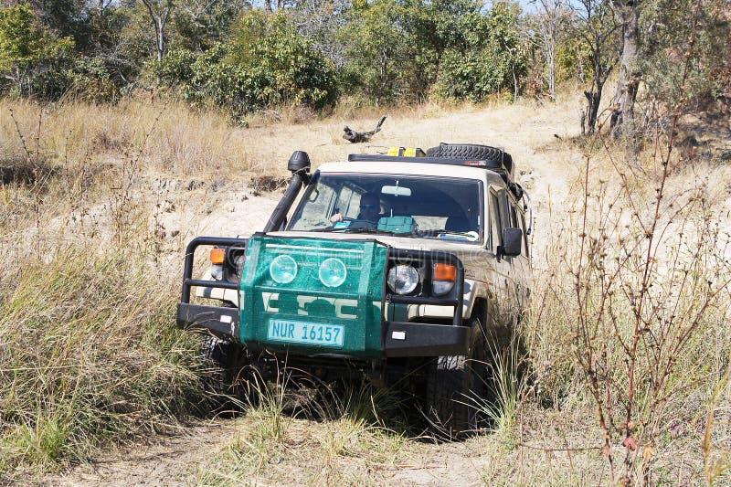De Kruiser van het Land van Toyota royalty-vrije stock afbeeldingen