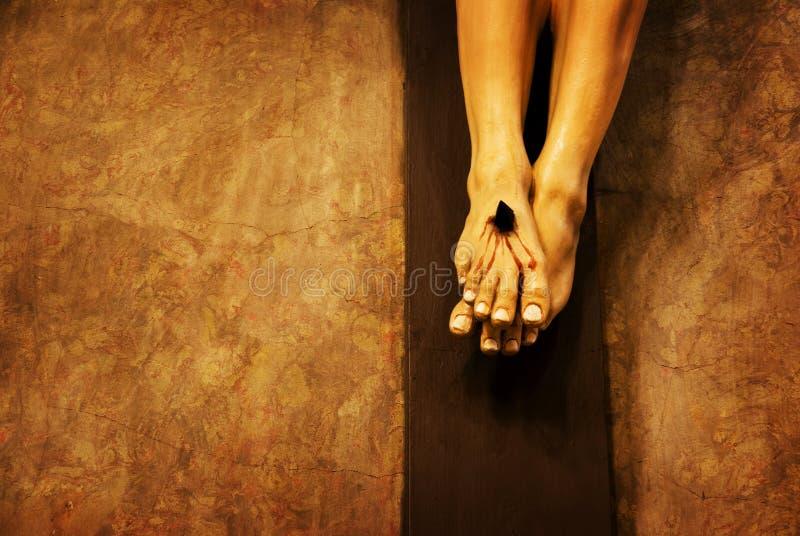 Download De Kruisiging Van Jesus-Christus Stock Foto - Afbeelding: 13814230