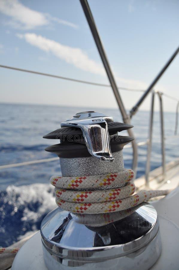 De Kruk van de boot stock afbeeldingen