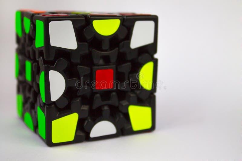 De kubus van de Suvevicsnelheid stock foto