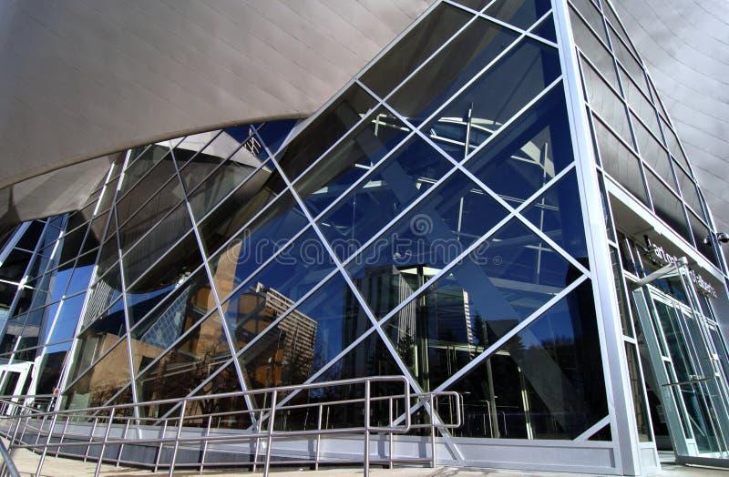 De Kunstgalerie van Alberta stock afbeelding