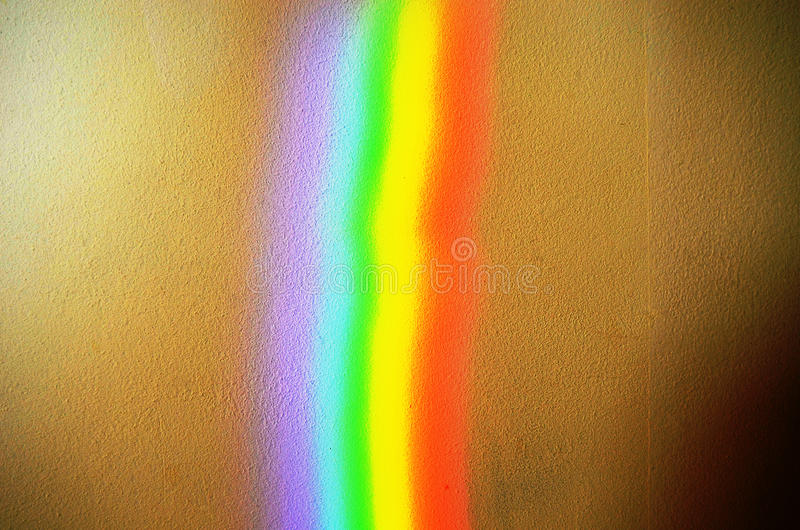 Download De Kunstmatige Achtergrond Van De Regenboog Lichte Concrete Muur Stock Afbeelding - Afbeelding bestaande uit binnen, grunge: 29502613
