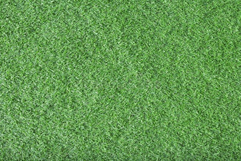 De kunstmatige Achtergrond van het Gras royalty-vrije stock foto's