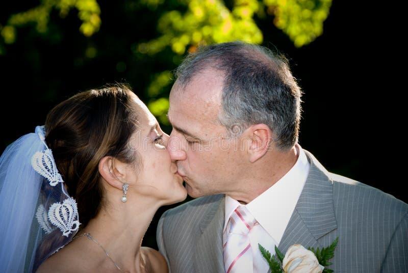 De kus stock afbeeldingen