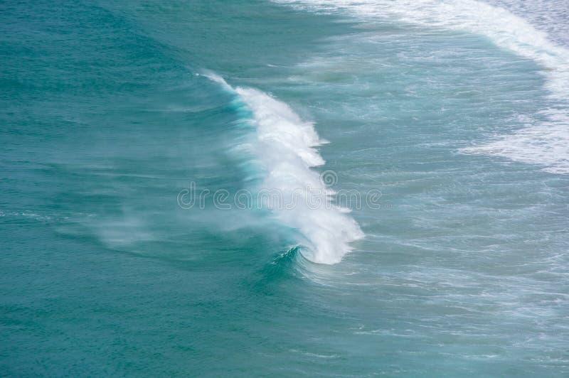 De kust van Atlantische oceant stock foto's