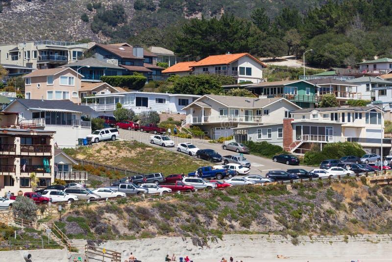 De Kust van Californië royalty-vrije stock foto