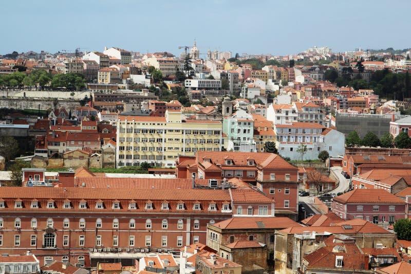 De kust van de Atlantische Oceaan in Porto, Portugal stock fotografie