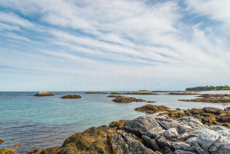 De kust van de Kejikust stock foto's