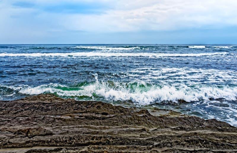 De kust van Japan Chiba royalty-vrije stock foto