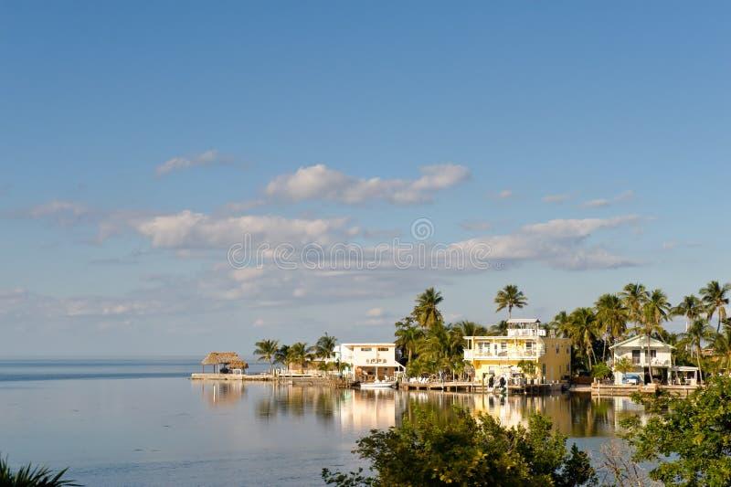 De kust van Key West royalty-vrije stock fotografie