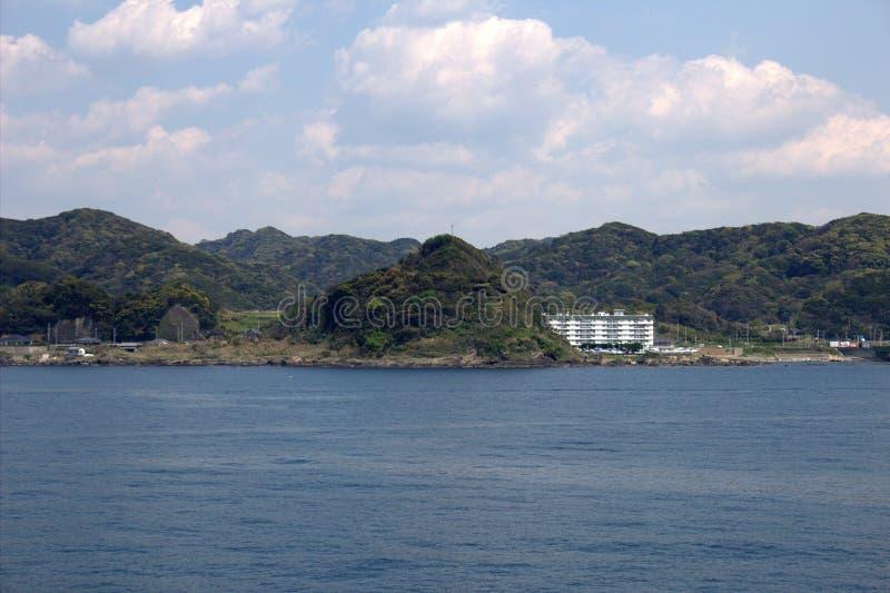 De Kustlijn van Chiba stock foto