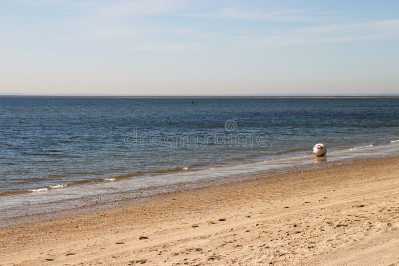 De kustlijn van Connecticut royalty-vrije stock foto's