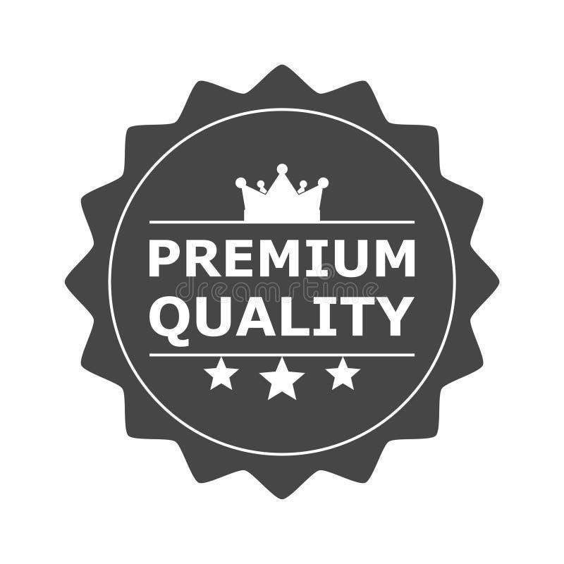 De Kwaliteit van de premie vector illustratie