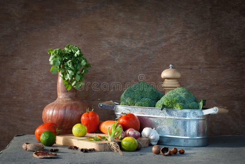 De légumes toujours la vie photographie stock