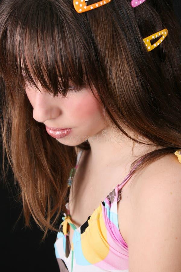De l'adolescence coloré photographie stock
