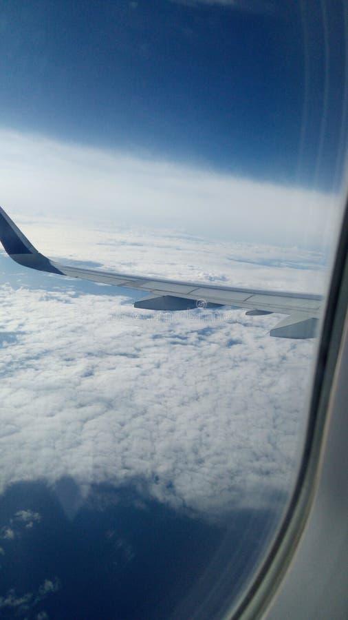 De l'avion photo stock