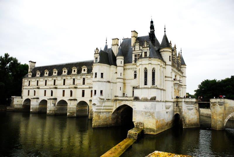 De-La Loire Chenonceau de Cheverny Valle stockfoto