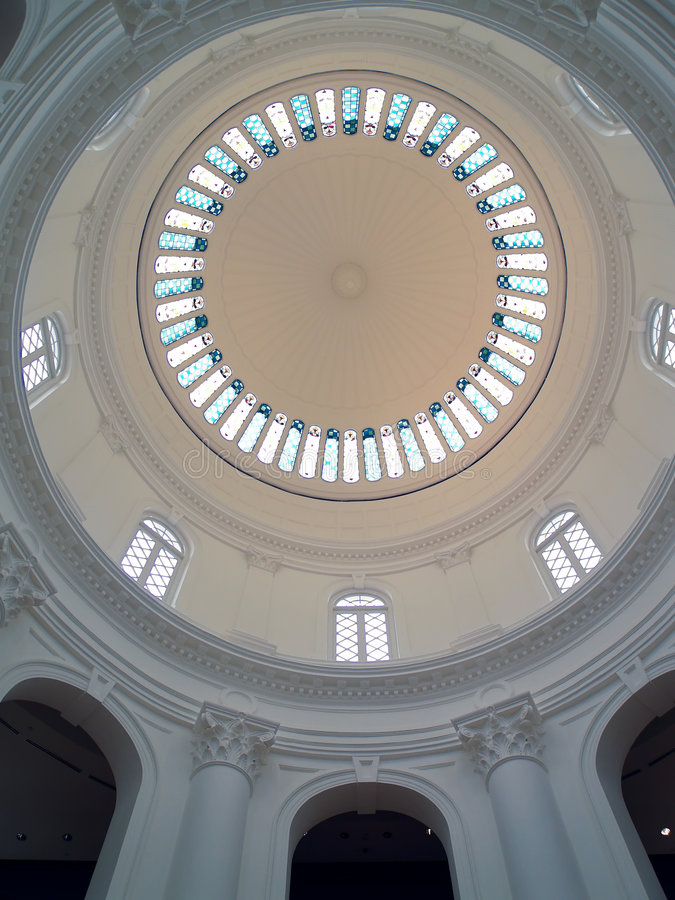 De la Rotonda foto de archivo