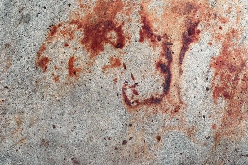 De la textura de la losa de la pared del piso de la superficie extracto duro fuerte de piedra oxidado por completo imágenes de archivo libres de regalías