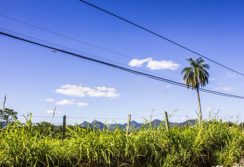 De la voie de rampe de ¡ de maricà dans Rio de Janeiro photographie stock libre de droits