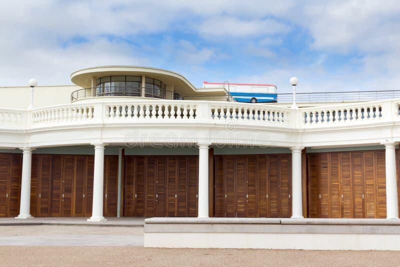 DE La Warr Pavilion royalty-vrije stock foto