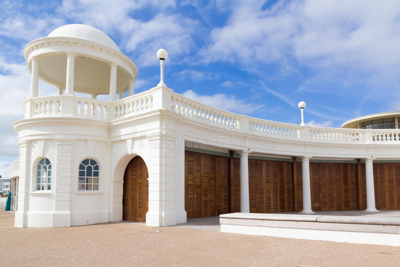 De la Warr Pavilion. At Bexhill-on-Sea, East Sussex England UK stock image
