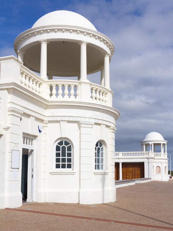 De la Warr Pavilion stock images