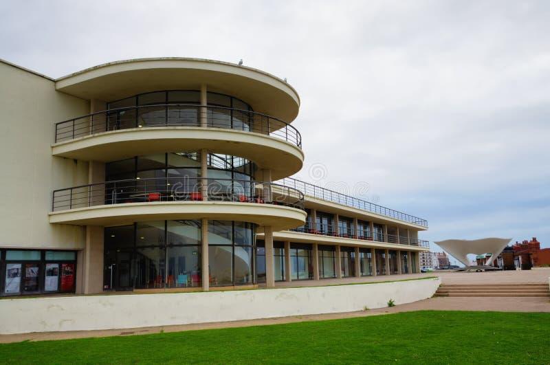 De La Warr Pavilion en Bexhill imágenes de archivo libres de regalías