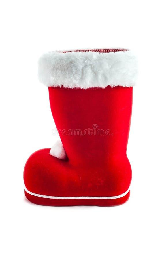 Download De laars van de kerstman stock afbeelding. Afbeelding bestaande uit decoratie - 39116061