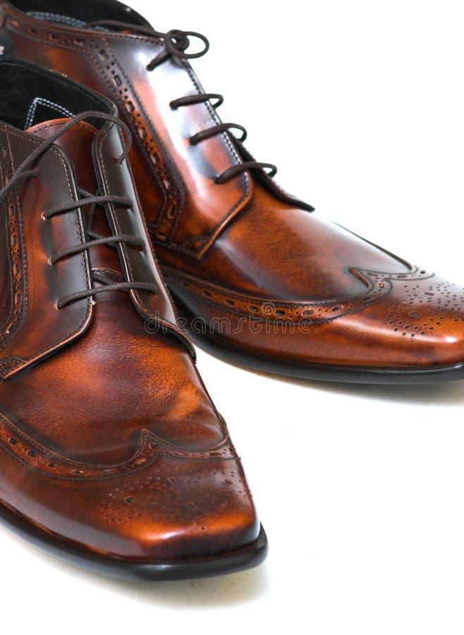 De Laarzen van Gentlemanâs stock foto