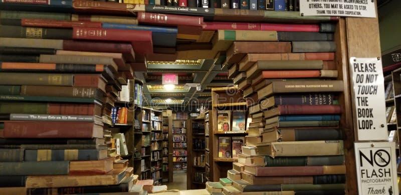 De Laatste Boekhandel royalty-vrije stock fotografie