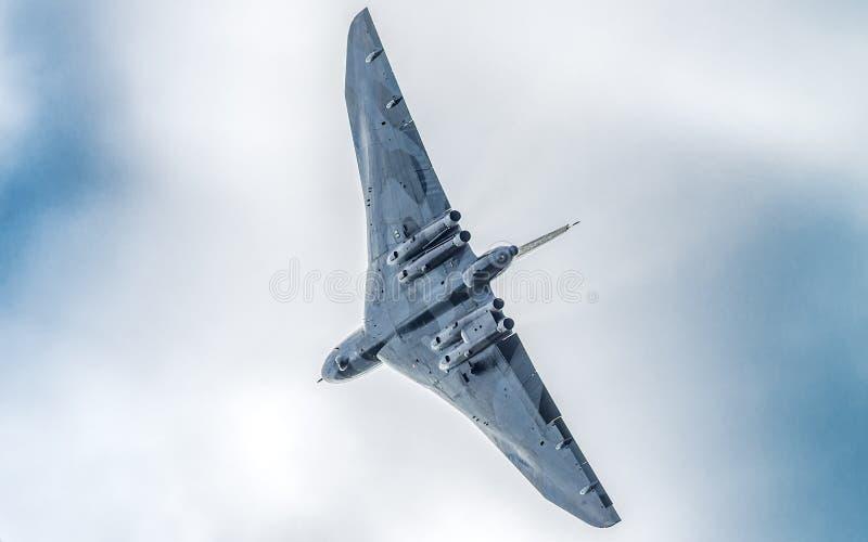 De Laatste Vulcan-Bommenwerper royalty-vrije stock foto