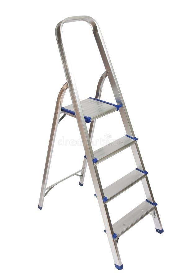 De Ladder van het metaal royalty-vrije stock foto's