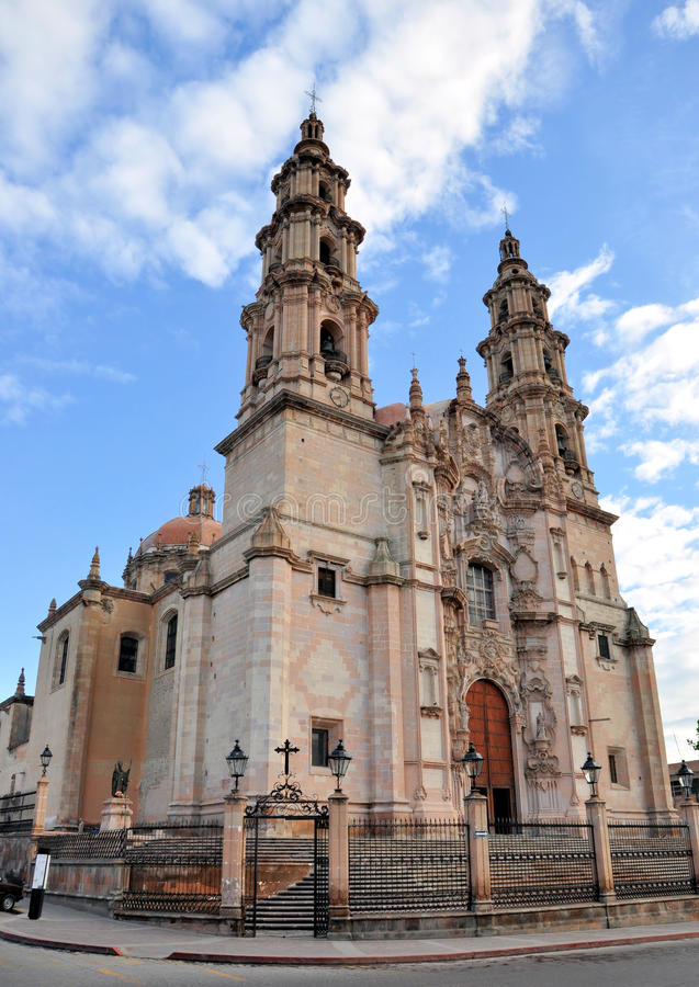 de Lagos Mexico Moreno obrazy stock