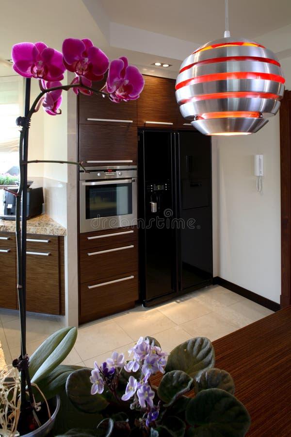 De Lamp van de keuken stock afbeeldingen
