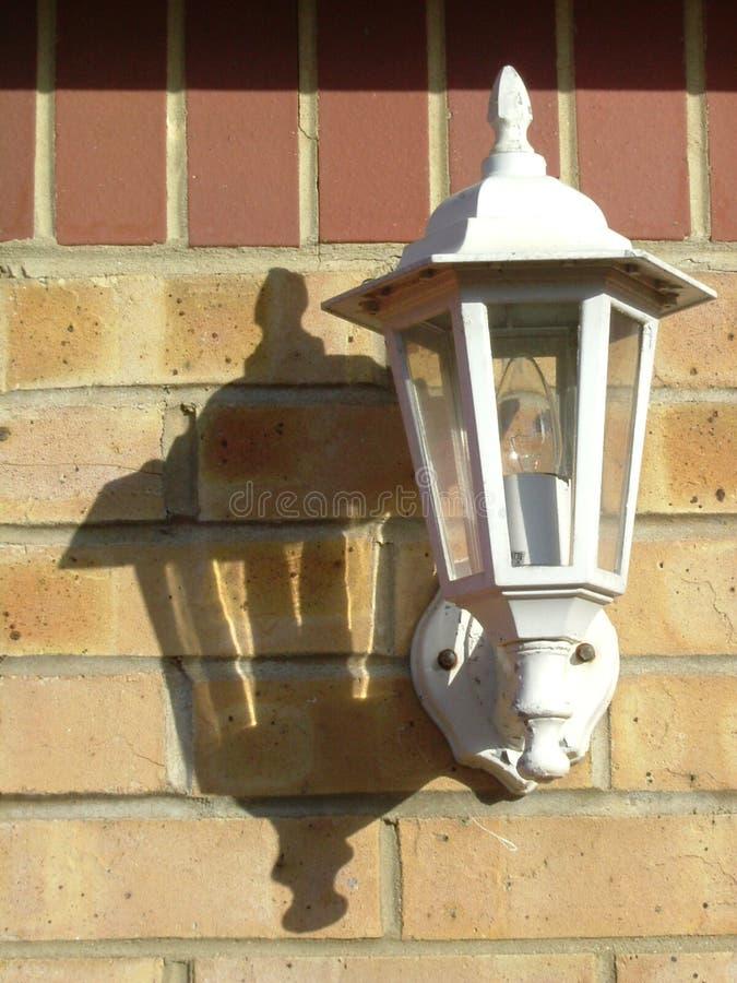 De Lamp Van De Schaduw Royalty-vrije Stock Afbeelding