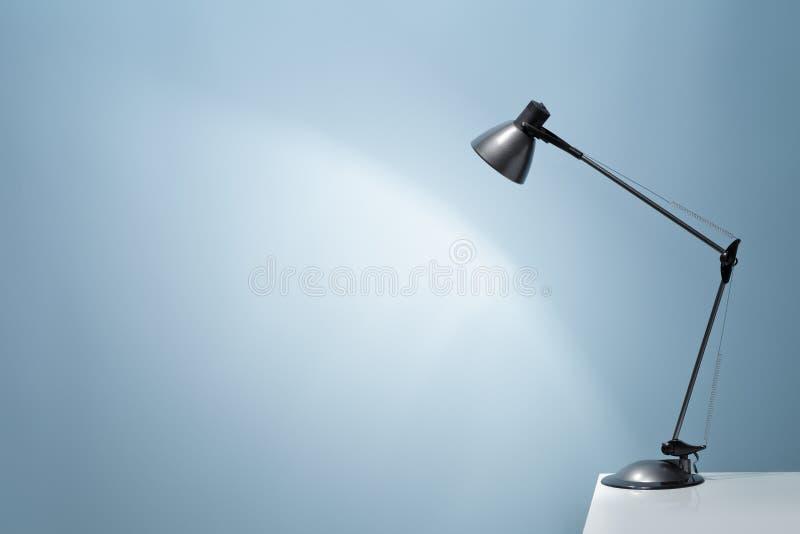 De Lamp van het bureau royalty-vrije stock afbeeldingen