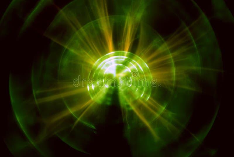 De lamp van het plasma royalty-vrije stock foto