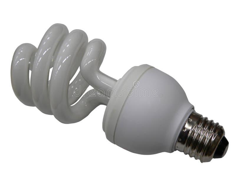 De lampbol van Fluerescent stock foto's