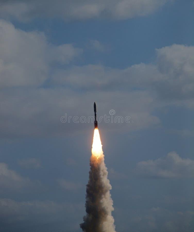 De Lancering van de Zwerver van Mars royalty-vrije stock afbeelding