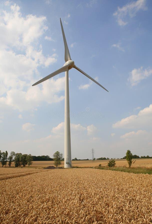 De Landbouw van de wind royalty-vrije stock foto's